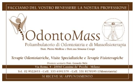 ODONTOMASS - Poliambulatorio di Odontoiatria e Massofisioterapia